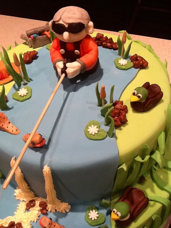 Images Of Birthday Cake For Uncle : Pinterest   The world s catalog of ideas