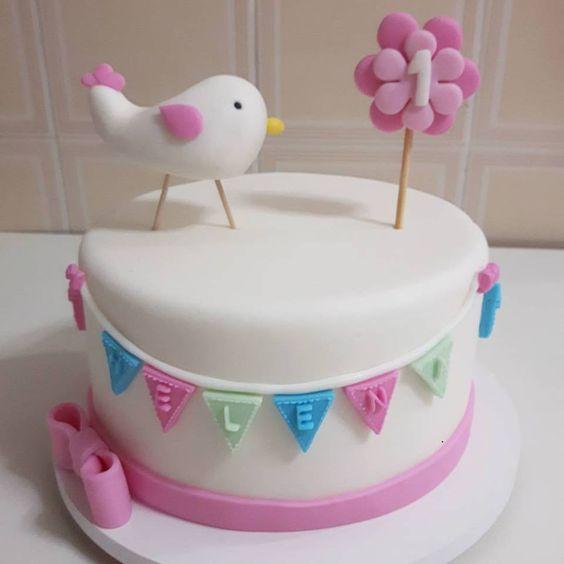 Bolo de passarinho! #cakesdafe