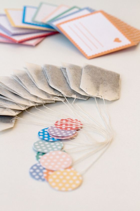 Diy tea bags, Teas and Bag tag