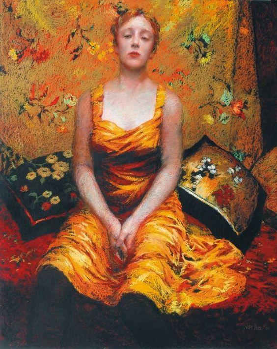 Judy Drew, 1951 ~ Figurative painter | Tutt'Art@ | Pittura * Scultura * Poesia * Musica |