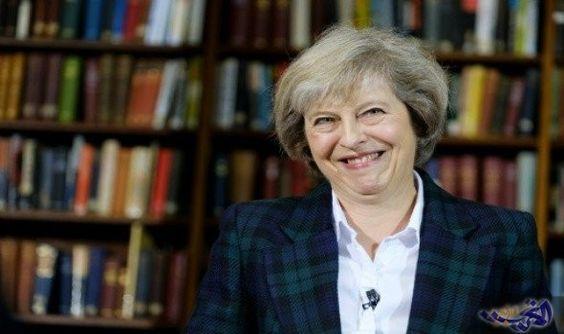 """""""تيريزا ماي"""" تفوز بالجولة الأولى من التصويت…: أكد حزب المحافظين البريطاني إن المشرعة ووزيرة الداخلية تيريزا ماي فازت بالجولة الأولى من…"""