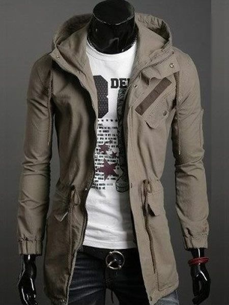Hooded Jackets For Men - My Jacket