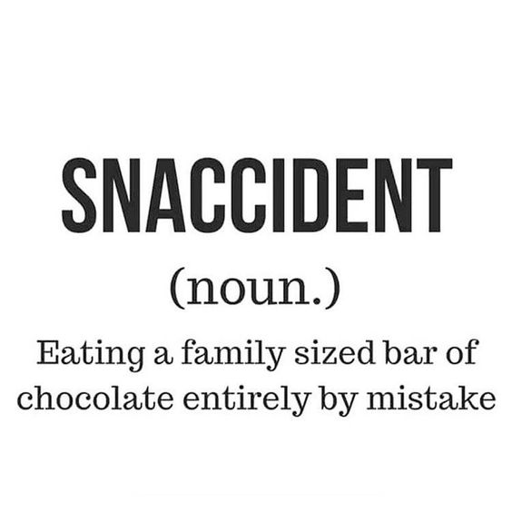 I have a snaccident almost every dam day: