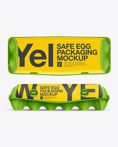 Download Download Psd Mockup Carton Container Egg Egg Box Egg Carton Egg Pack Eggs Mock Up Mockup Packaging Temp Mockup Free Psd Free Logo Mockup Psd Packaging Template