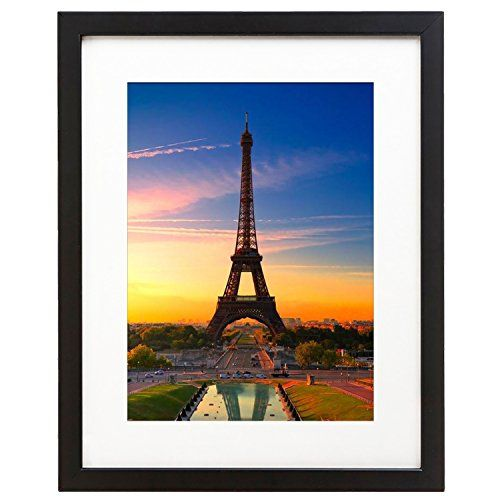 Betus Elegant Wood Photo Frame For Pictures 8x10 Inch Wit Https Www Amazon Com Dp B0758v9hlh Ref Cm Sw Photo Picture Frames Picture Display Photo On Wood