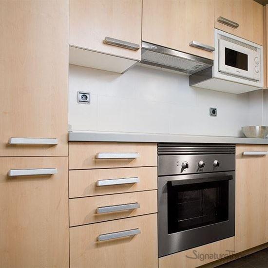 Slash Cabinet Pulls Euro Style Kitchen Cabinet Hardware With