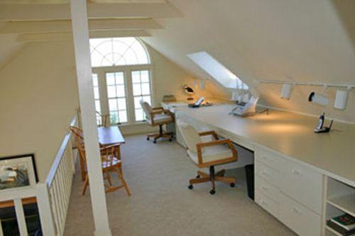 11 Enticing Attic Storage Design Ideas Attic Renovation Attic Rooms Attic Apartment