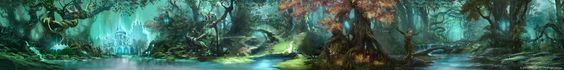 ArtStation - The Arundel Palace_Matte Painting, Carrie Le