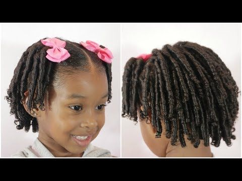 Ringlets In Curly Hair Perfect For Picture Day Youtube Picture Day Hair Natural Hair Styles Easy Hair Styles