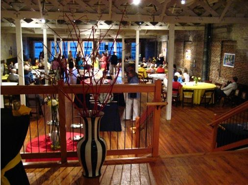Venue Day 2: Raleigh City Museum