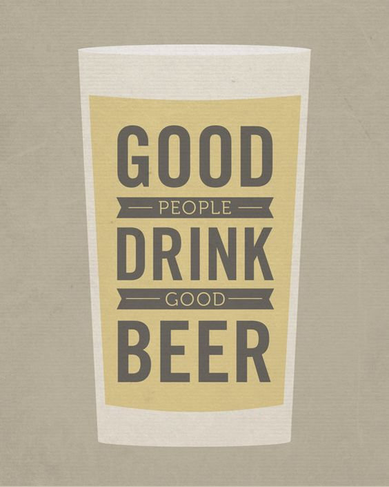Love this! Although, during those college years no one drank good beer. LOL
