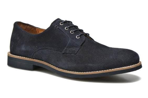 Chaussures à lacets Mollo Redskins vue 3/4