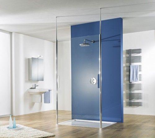 Freistehende Glas Duschabtrennung Mit Duschabtrennung Dusche