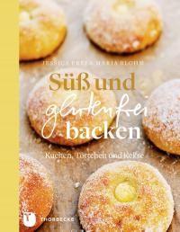 Buch: Süß und glutenfrei backen