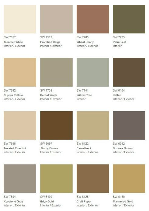Common Living Room Colors