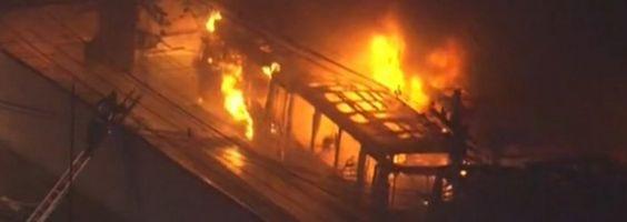 Derrota do Brasil provoca violência por todo o país http://angorussia.com/?p=21034