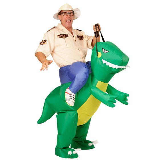 Disfraz de Dinosaurio Ride On #déguisementsadultes #costumespouradultes #nouveauté2016