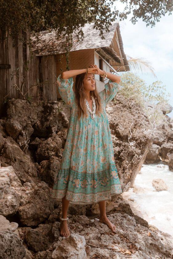 Bohemian Dresses Online Nz