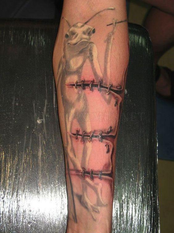 Epic 3d tattoos