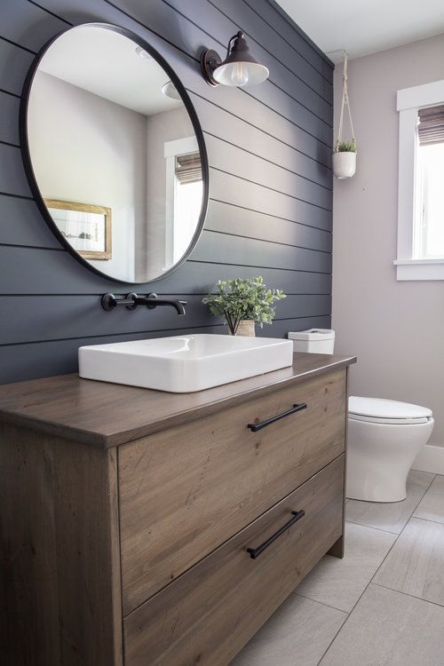 Chic Yet Affordable 3 Cheap Bathroom Backsplash Ideas Cheap Bathroom Remodel Cheap Bathrooms Chic Bathrooms