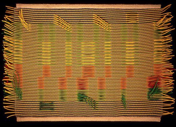 Paola Besana - design tessile. Tessuto a trame lanciate e dislocate con cavi elettrici.: Besana Design, Con Cavi, Electric Cables, Dislocate, Text Ile, Weaving