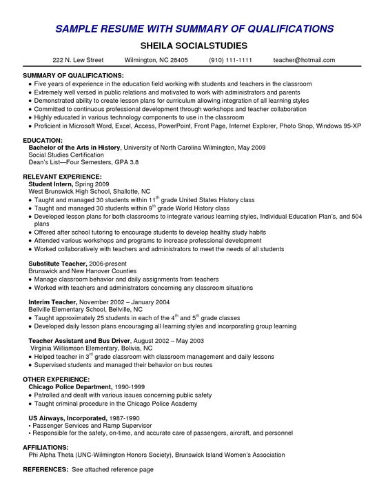 Personal Trainer Resume Objective Trainer Resume Sample Gallery - unc optimal resume