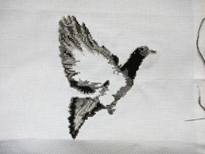 how to make custom cross-stitch patterns