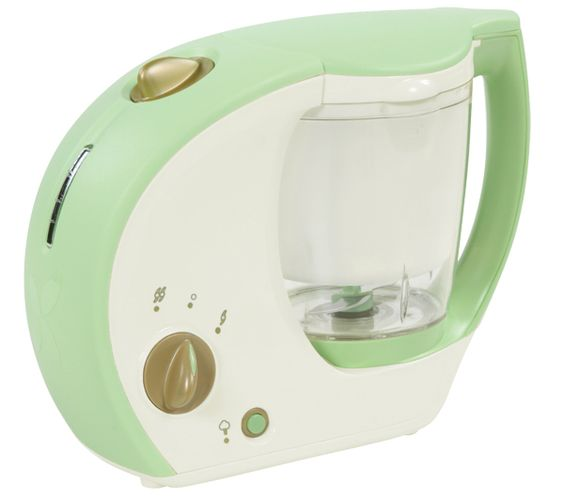 Freshfoods™ Cook-n-Blend Baby Food Maker-looks interesting, might have to give it a try