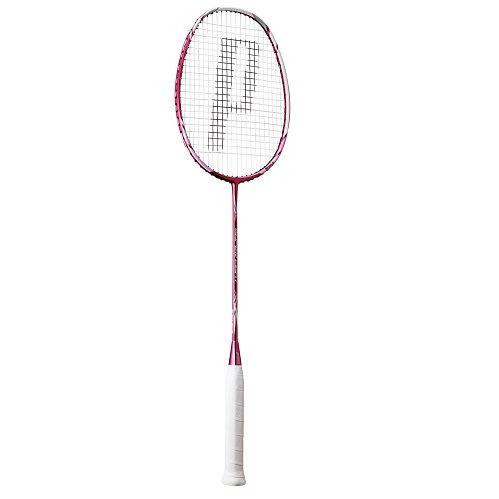 7bj027 C Prince Super Light Pink Badminton Racket