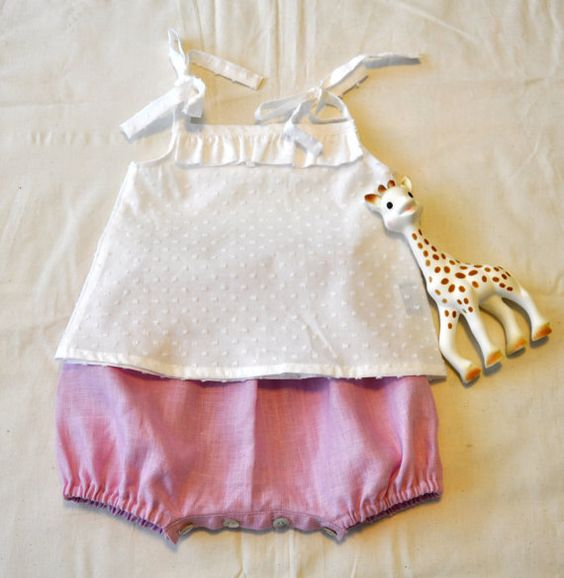 Most beautiful handmade baby girl clothing from Gossamer Wings on Etsy.