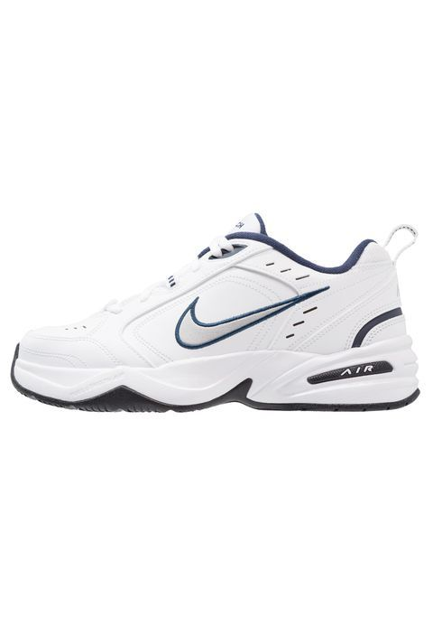 Nike Sportswear AIR MONARCH IV - Sneakers laag - white ...