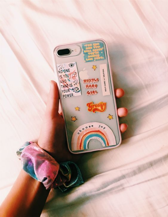 Best Ways To Decorate With Stickers Diy Phone Case Tumblr Phone