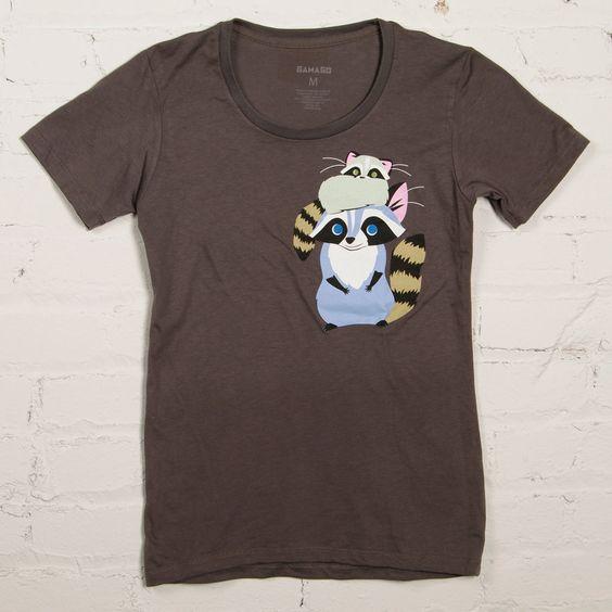 Fab.com   Raccoon Cap Women's Charcoal
