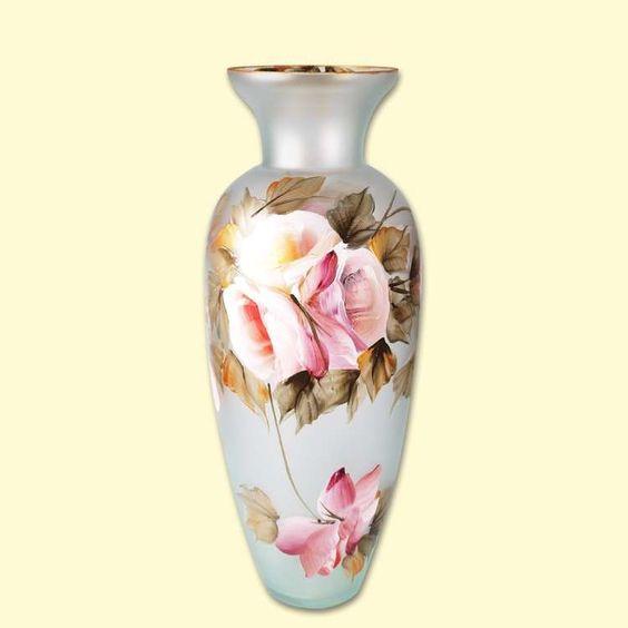 SHOP-PARADISE.COM:  Vase aus Glas, 500 mm 26,04 €