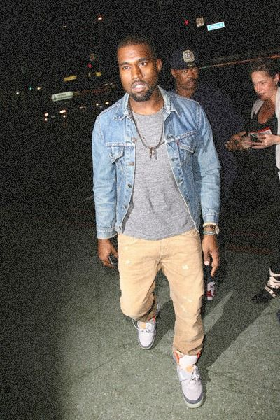Kanye West Kanye West Fashion And Christmas Gifts On