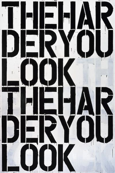 Untitled | Christopher Wool