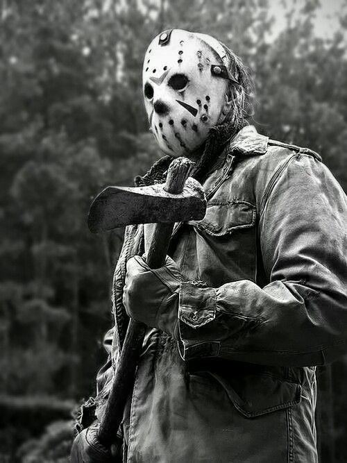 Jason Voorhees-Friday the 13th................