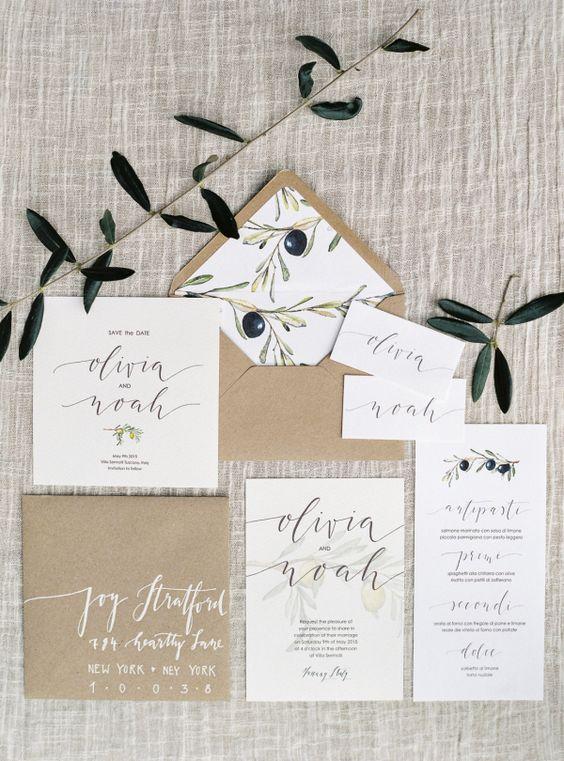 Rustic + Elegant Tuscan Wedding Inspiration - Style Me Pretty