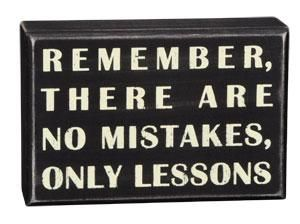 Life lessons!: