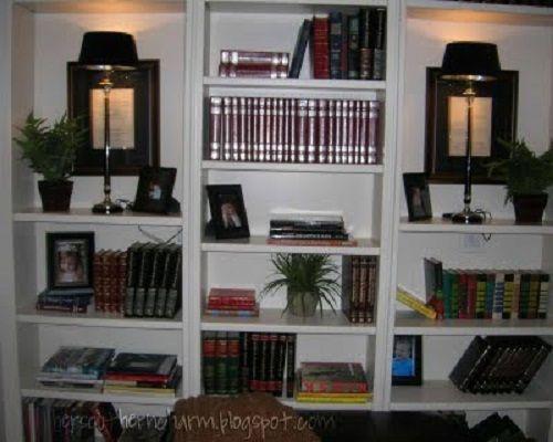 Minimalistische Bucherregal Dekoration Mit Beleuchtung Minimalistische Bucherregale Bucherregal Minimalistisch