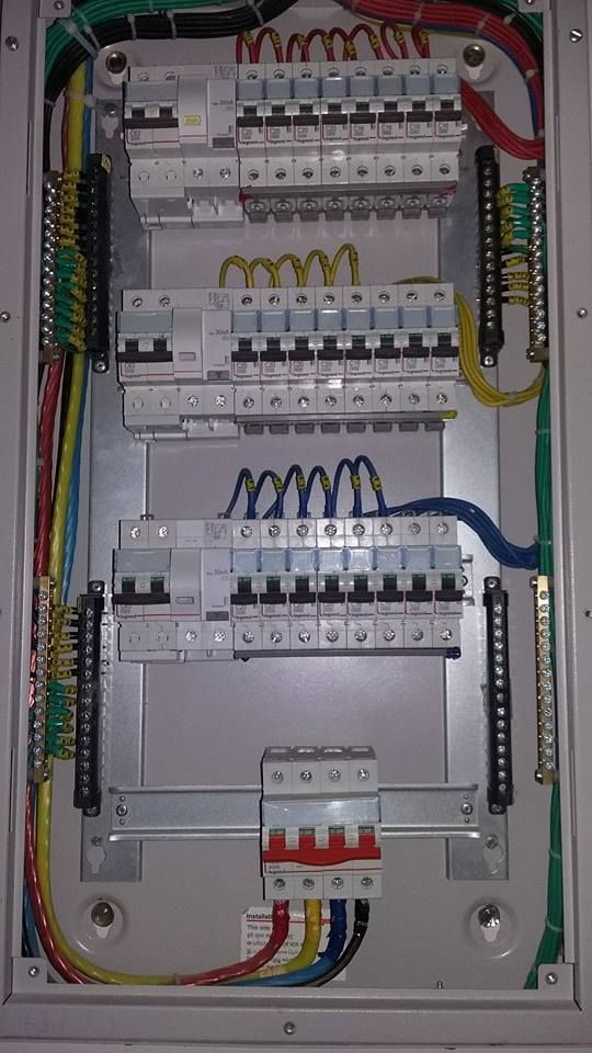 How Is It Dressing Instalacao Como Fazer Instalacao Eletrica Diagrama De Circuito Electrico