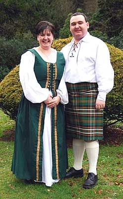 Traditional, Clothing and Irish on Pinterest