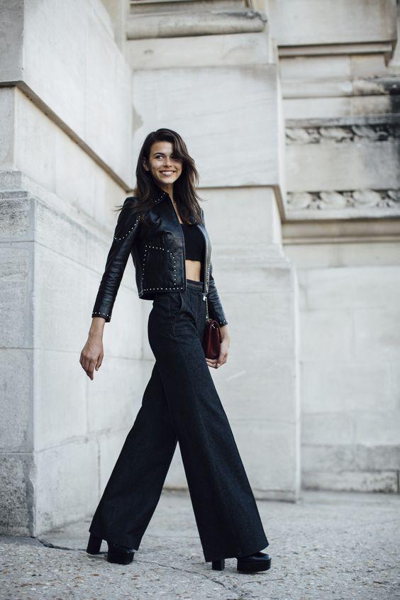 Paris Fashion Week Street Style Spring 2018