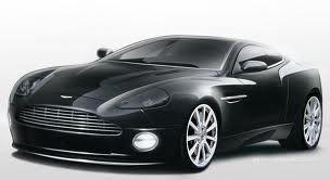 Aston Martin Vanquish Hey a girl can dream!!