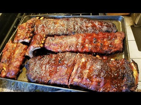 How To Cook Ribs On Charcoal Grill Competition Bbq Ribs At Home Youtube How To Cook Ribs Bbq Ribs Pork Ribs Grilled