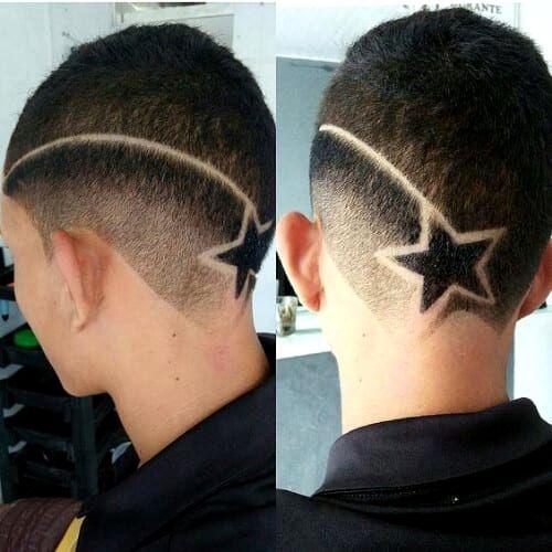 Haircut Stars Gallery Haircut Designs Hair Tattoo Man Shaved Hair Designs