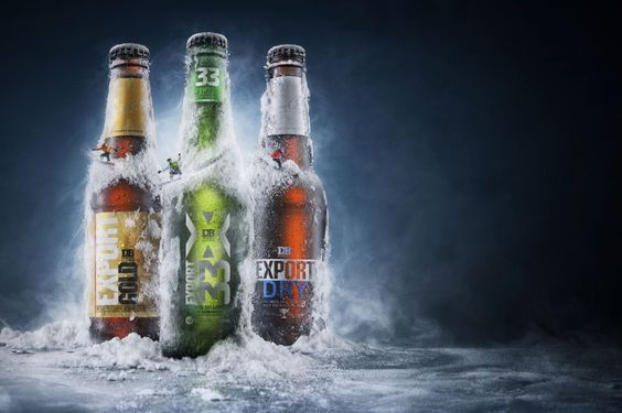 DB Breweries Export Range