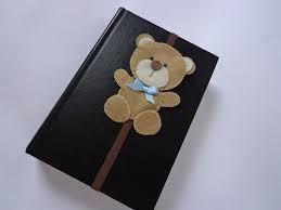 Ursinho marcador de página