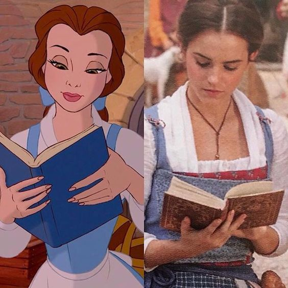 Beauty and the Beast 1991/2017 :
