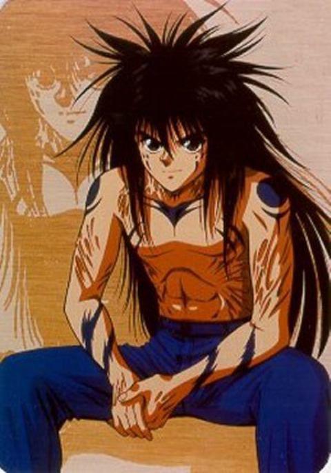Pin De Jerparn Wowbell Em Yu Yu Hakusho Yuyu Hakusho Guerreiro Anime Anime